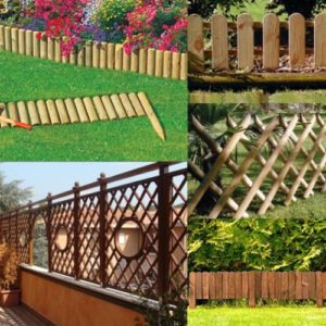 Pannelli e steccati